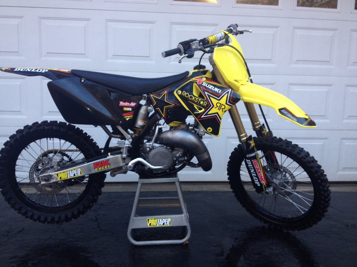 Full Throttle Suspension >> 2004 RM 125 Project - Finished - Moto-Related - Motocross ...