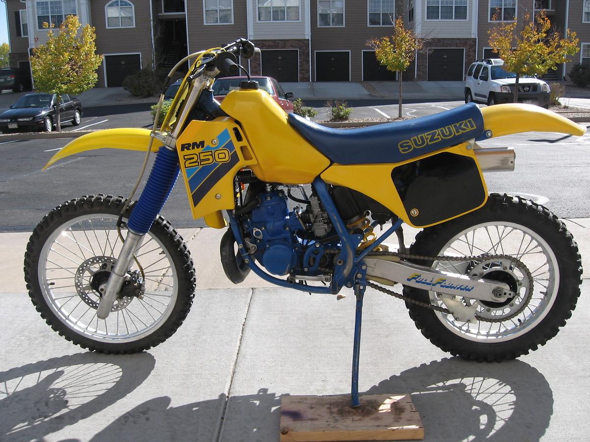 Yamaha Rm Horsepower
