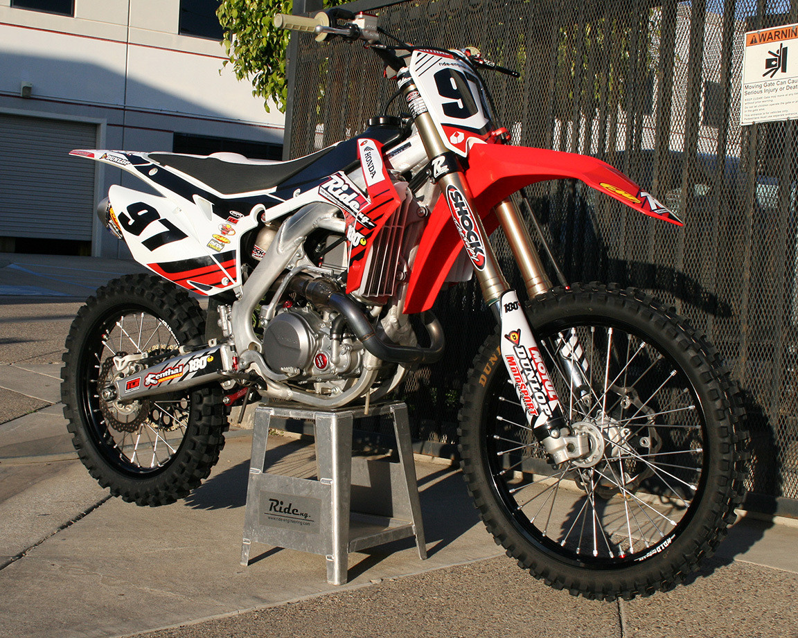 '13 Ride Engineering Honda CRF450 FOR SALE - Moto-Related ...