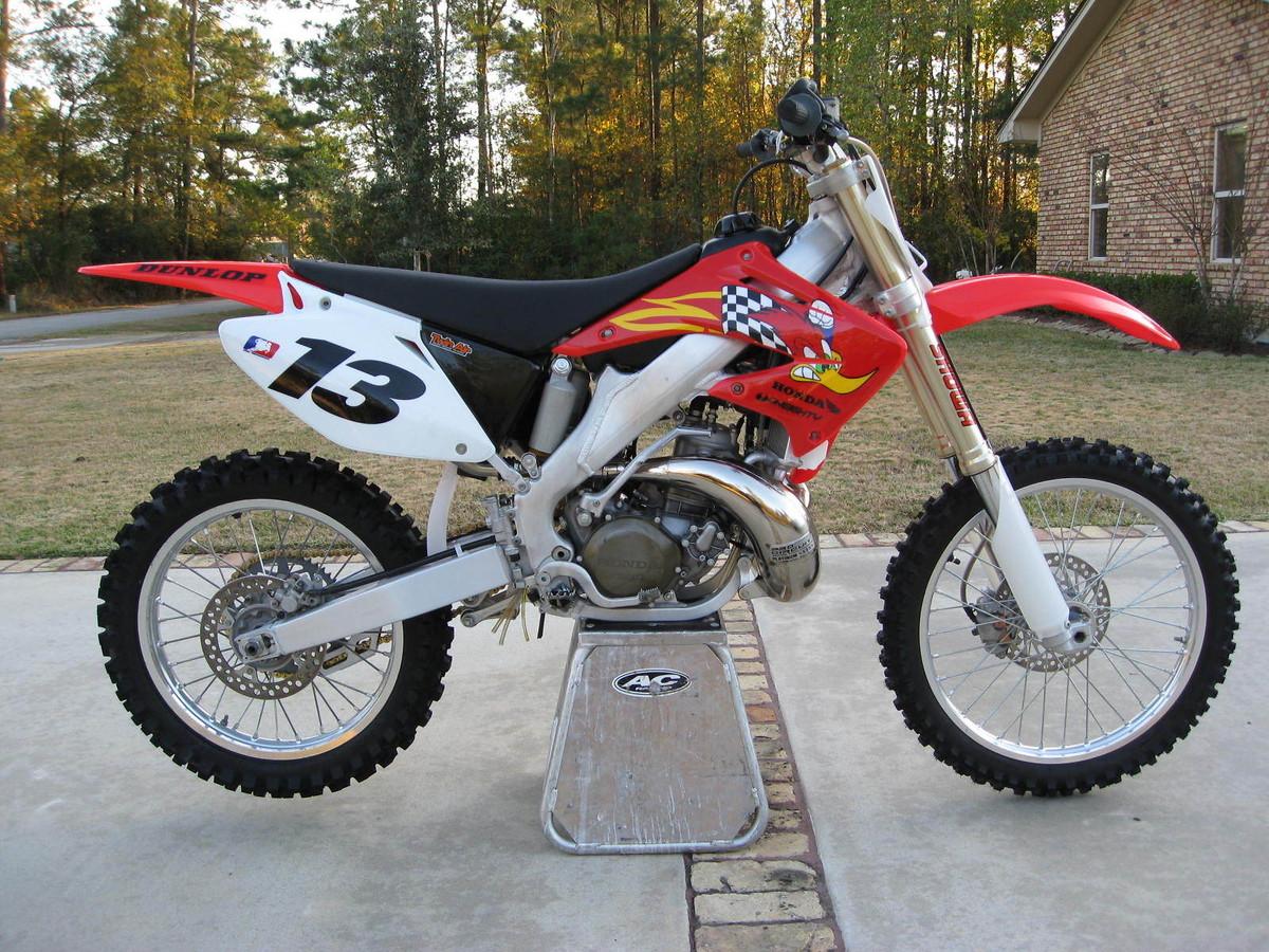 Best Looking Honda Graphics Moto Related Motocross