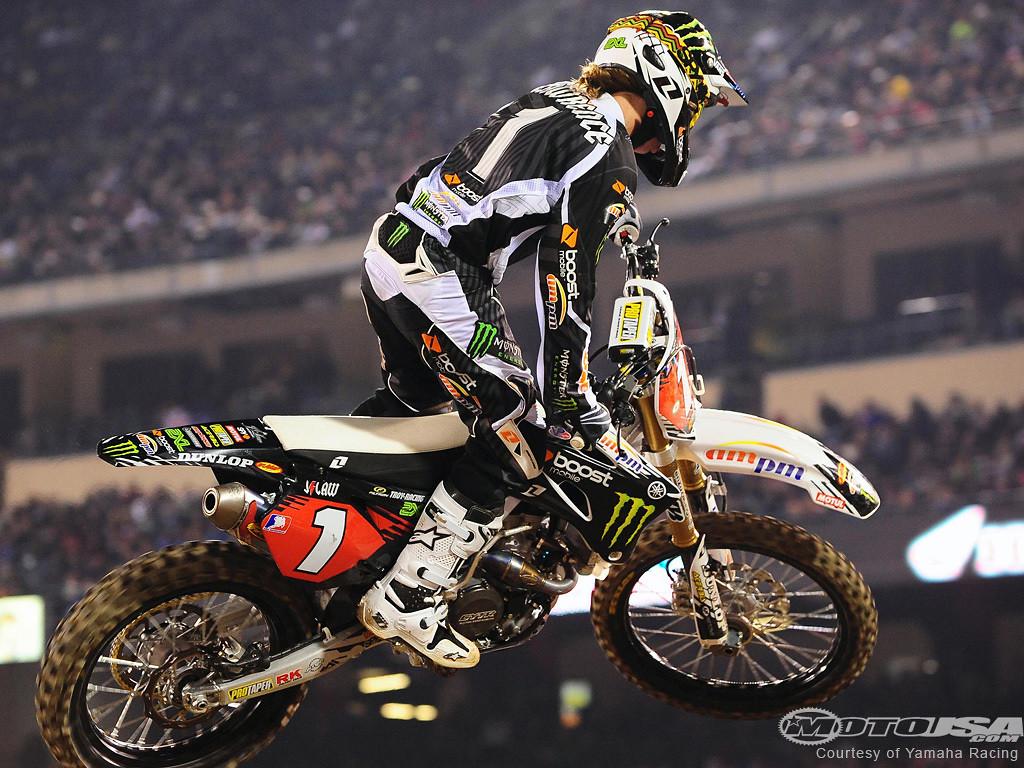 Jason Lawerence Yamaha
