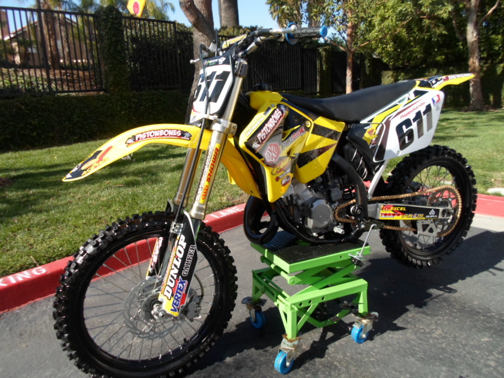 2002 RM125 FOR SALE CLEAN BIKE WITH A TON OF NEW STUFF ...