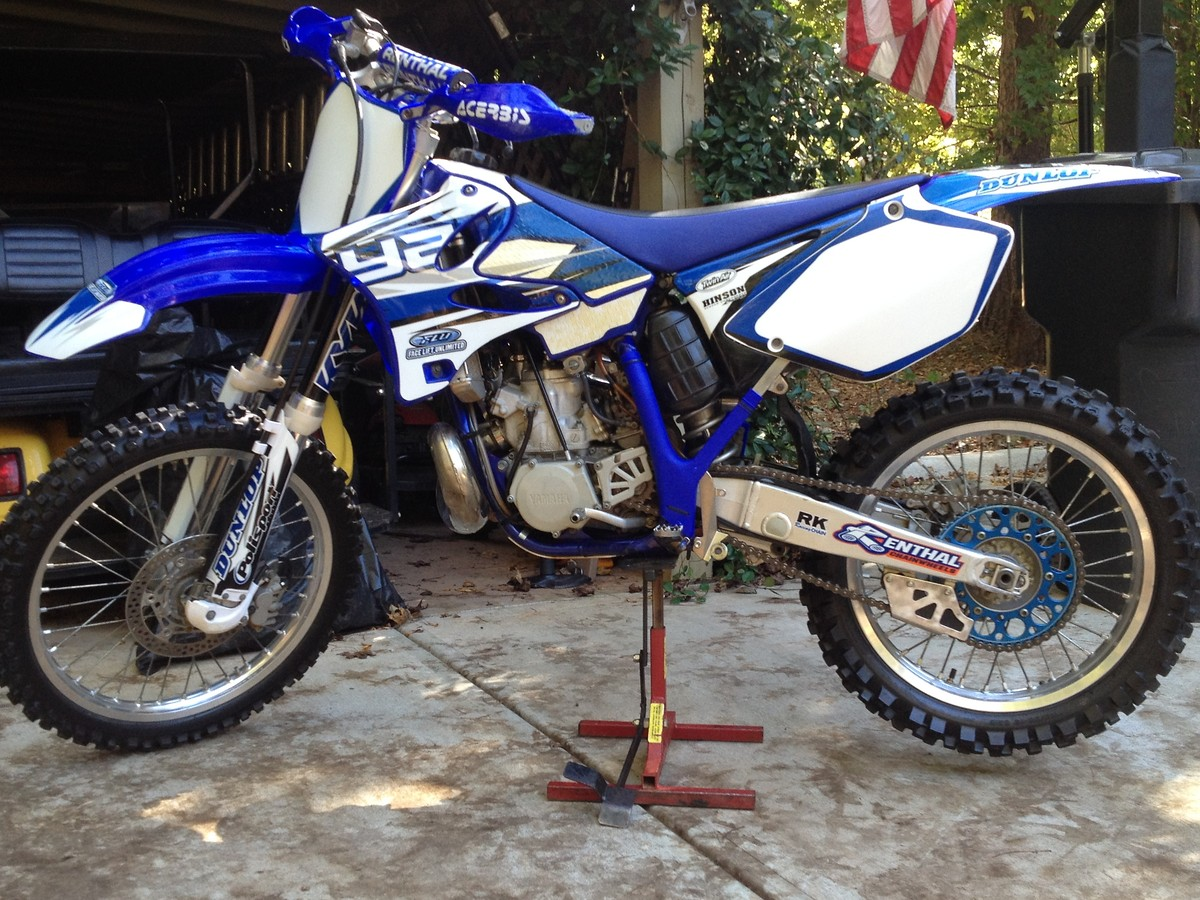 Yamaha Yz For Sale Cheap
