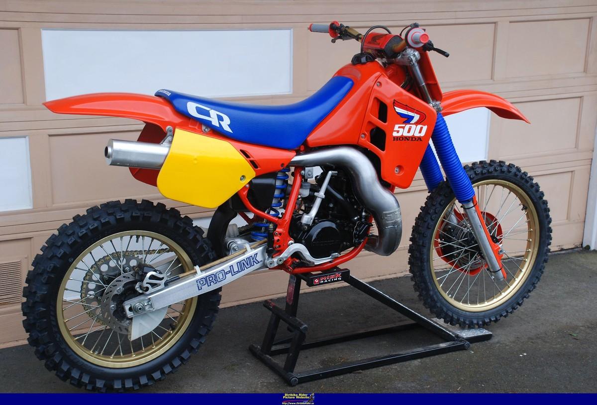 1986 honda cr500 craigslist find moto related for Honda cr 500