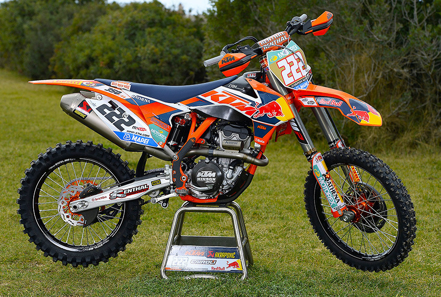Cairoli's Weapon - Moto-Related - Motocross Forums ...