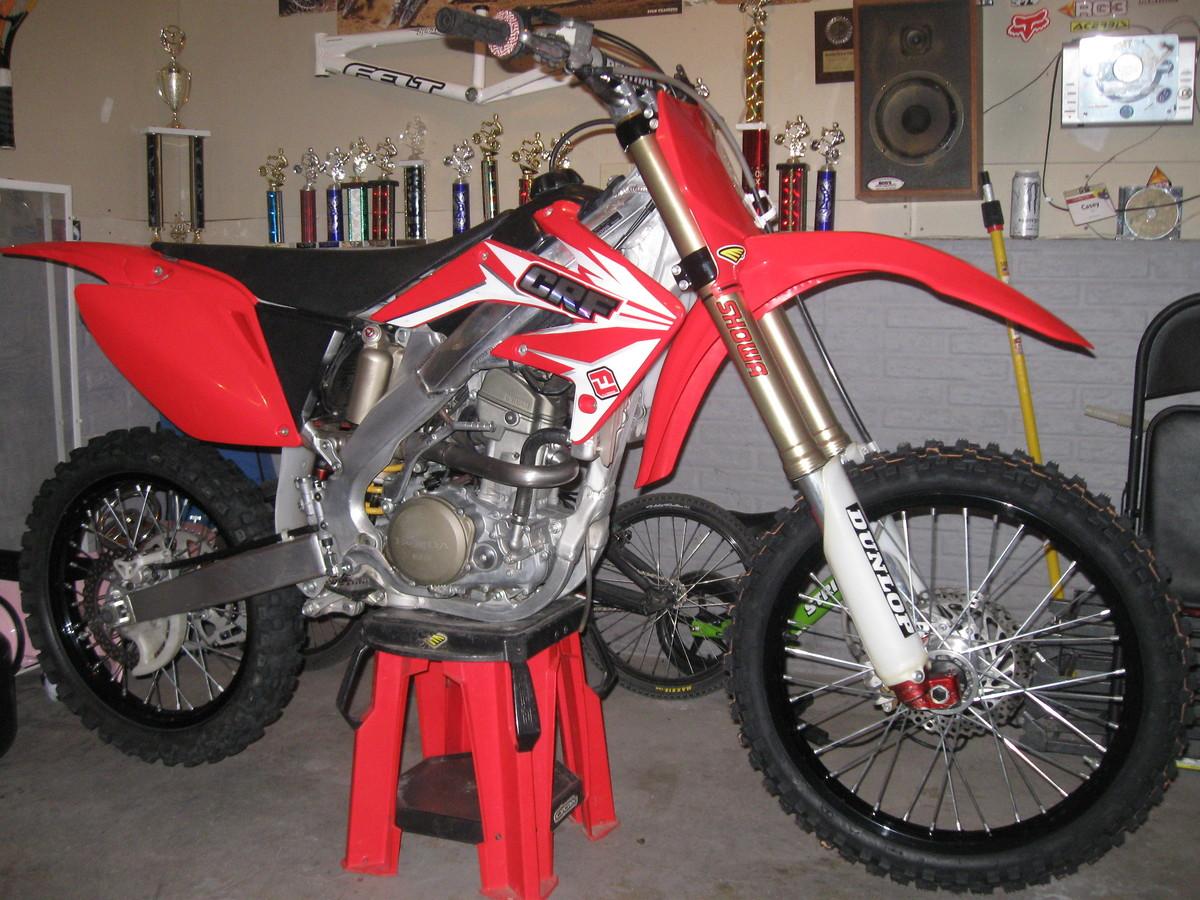 Lincoln Black Label >> Crf Conversion - Tech Help/Race Shop - Motocross Forums ...