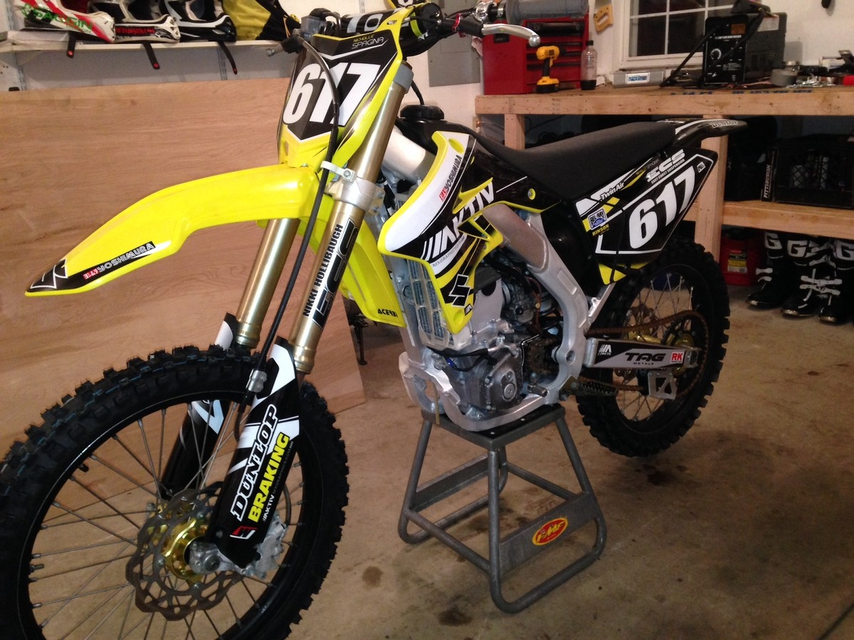 Rmz 450 Amp Rmz 250 Done Moto Related Motocross Forums