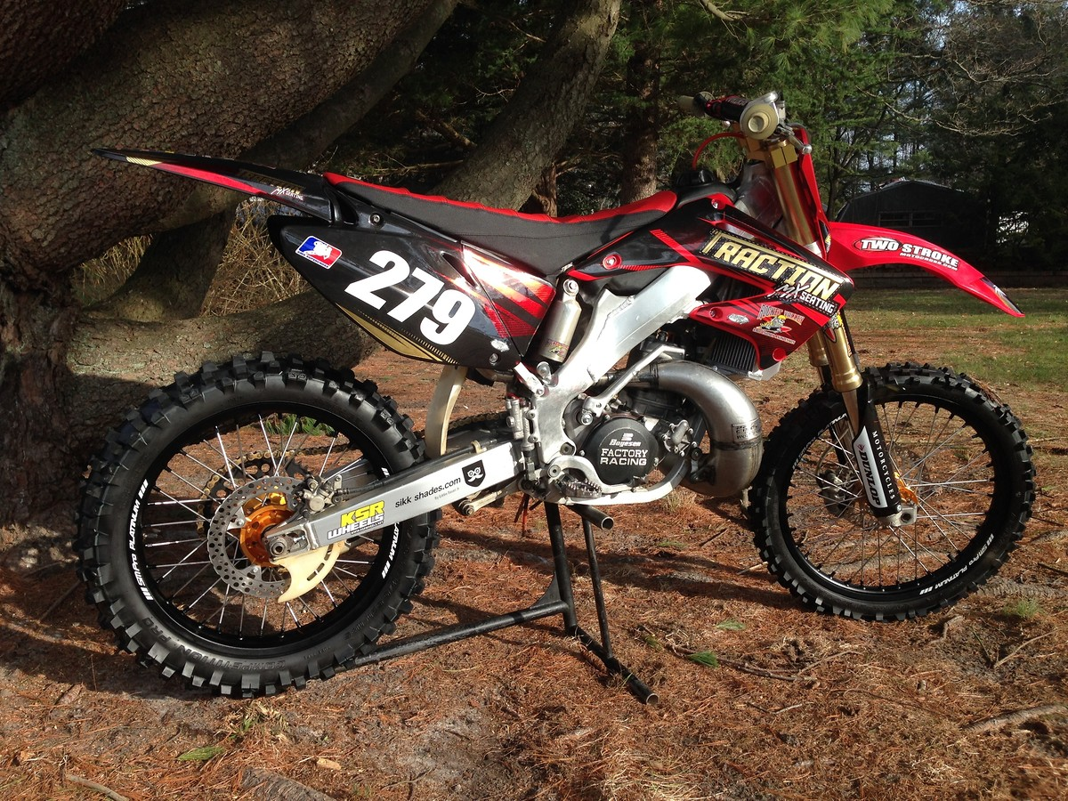 2004 Cr250 Build Moto Related Motocross Forums