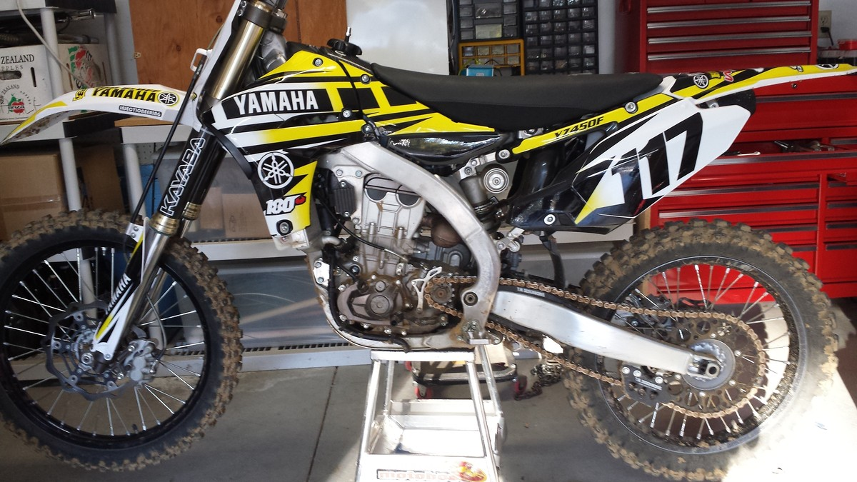 Vintage motocross number plate graphics - Moto Related Motocross Forums Message Boards Vital Mx