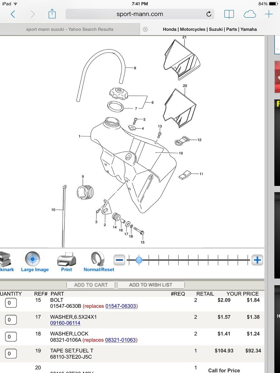 98 Rmx 250 Wiring Diagram
