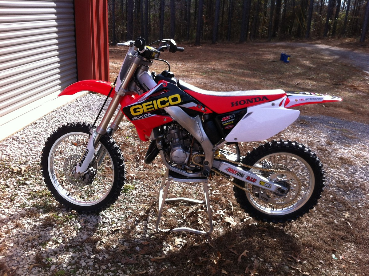 2002 CR125 mods - Moto-Related - Motocross Forums / Message