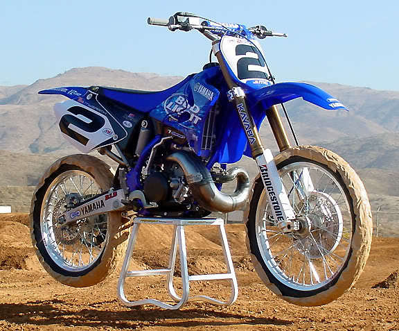 Jeremy Mcgrath Bud Light Yamaha