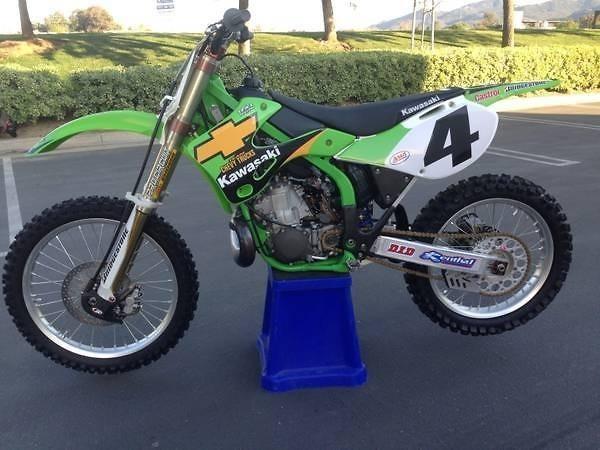 Kx 250 2001 Rc For Sale Old School Moto Motocross