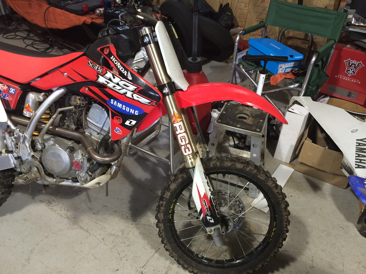 For Sale: 2008 Honda CRF150R - Moto-Related - Motocross Forums ...