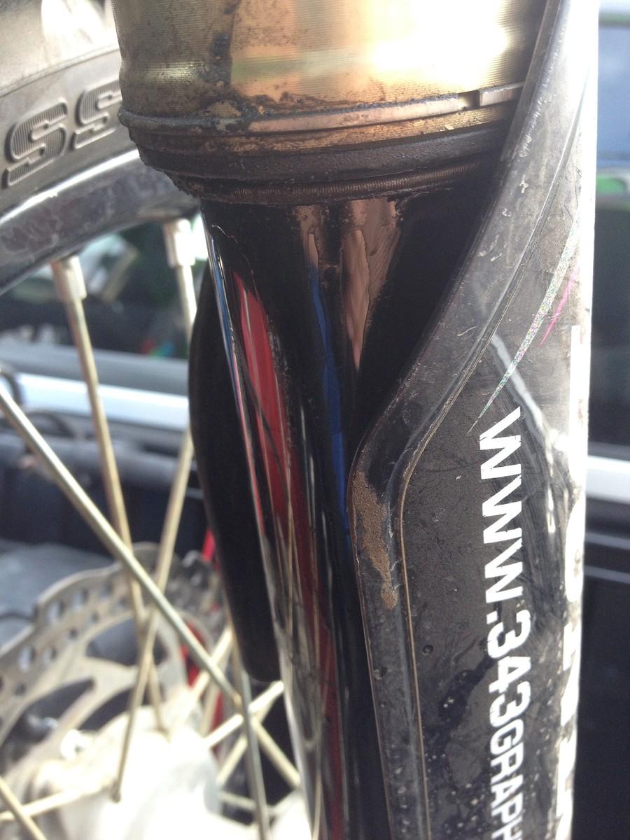 Air Forks, Not Happy - Tech Help/Race Shop - Motocross