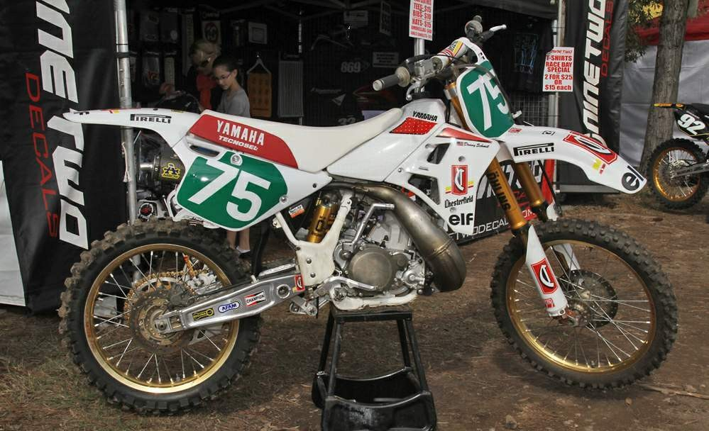 1991 yz250 build old school moto motocross forums for 1995 yamaha yz250 for sale