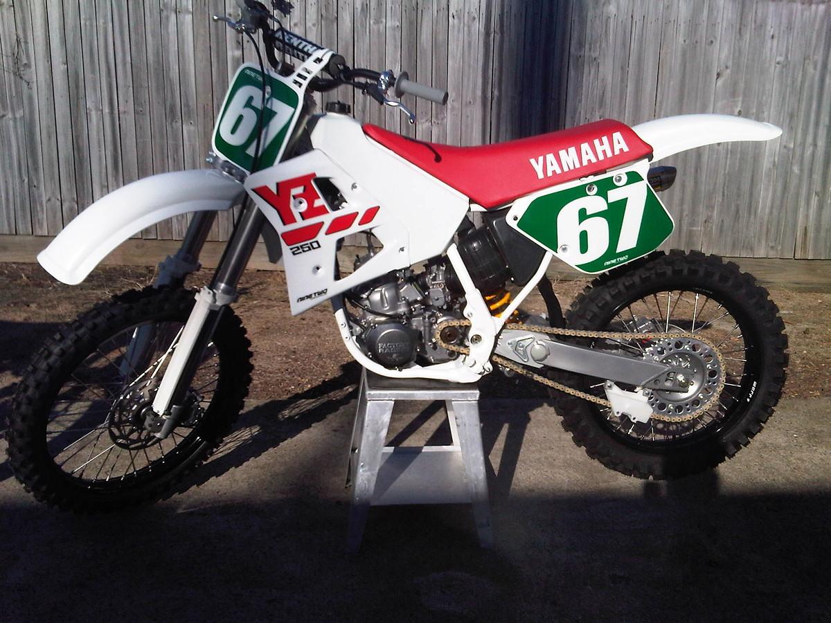 1991 YZ250 Build - Old School Moto - Motocross Forums / Message Boards - Vital MX