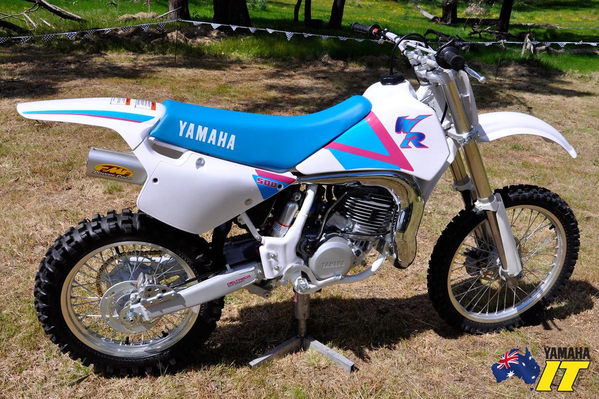 Yamaha Wr  Stroke For Sale