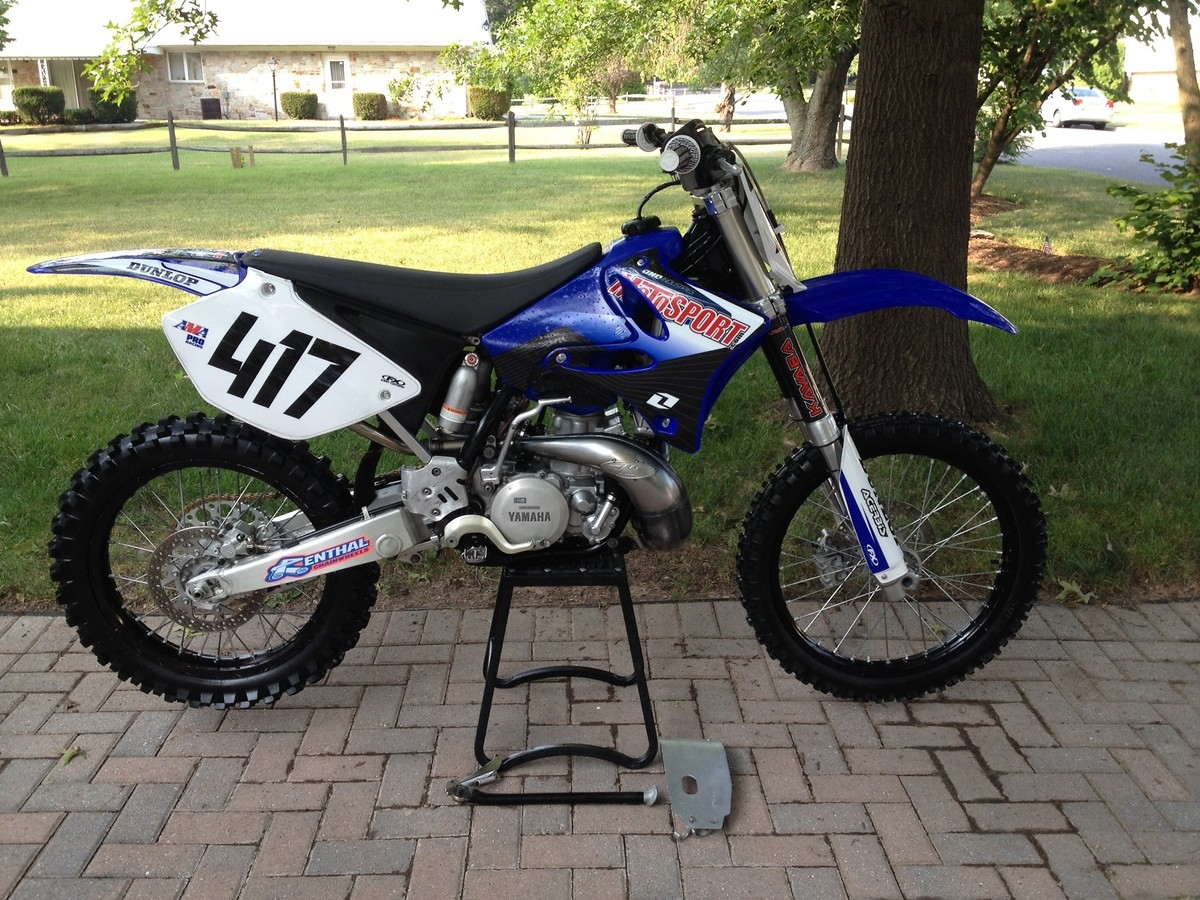 How To Make A Yamaha Yz  Road Legal