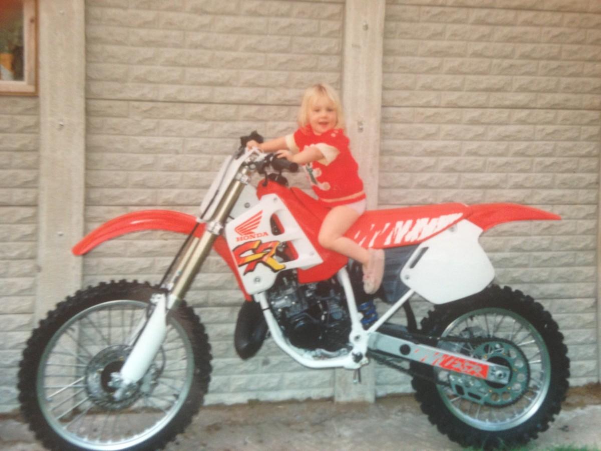 1989 cr125 cylinder on 1991 bottom end - Old School Moto - Motocross Forums / Message Boards ...