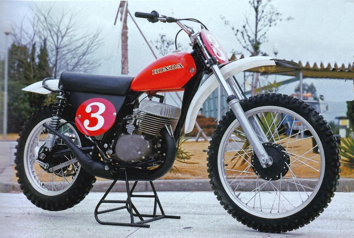 Image Result For Honda Dirt Bikesa