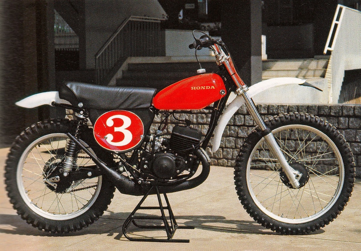 Here Are Some Badass Pics Of Early Japanese Works Bikes