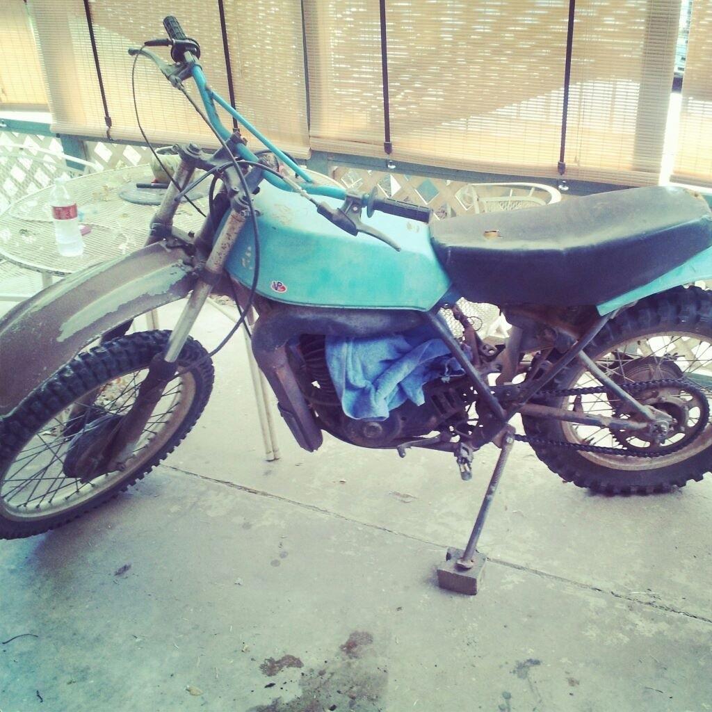 Need help! Yahmaha 250 2-stroke - Old School Moto - Motocross Forums