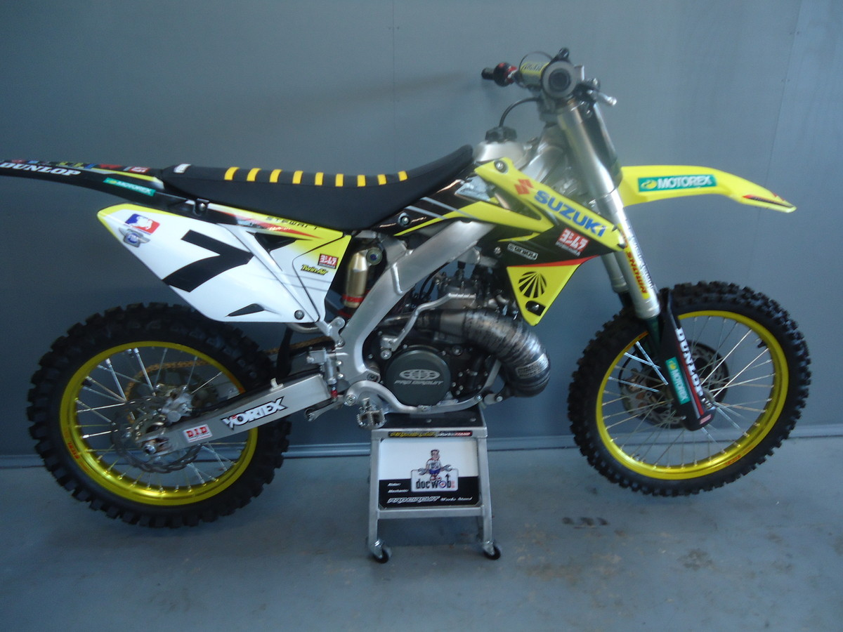 HELP! 05 Suzuki RMZ 450 RC Edition - Moto-Related - Motocross Forums ...
