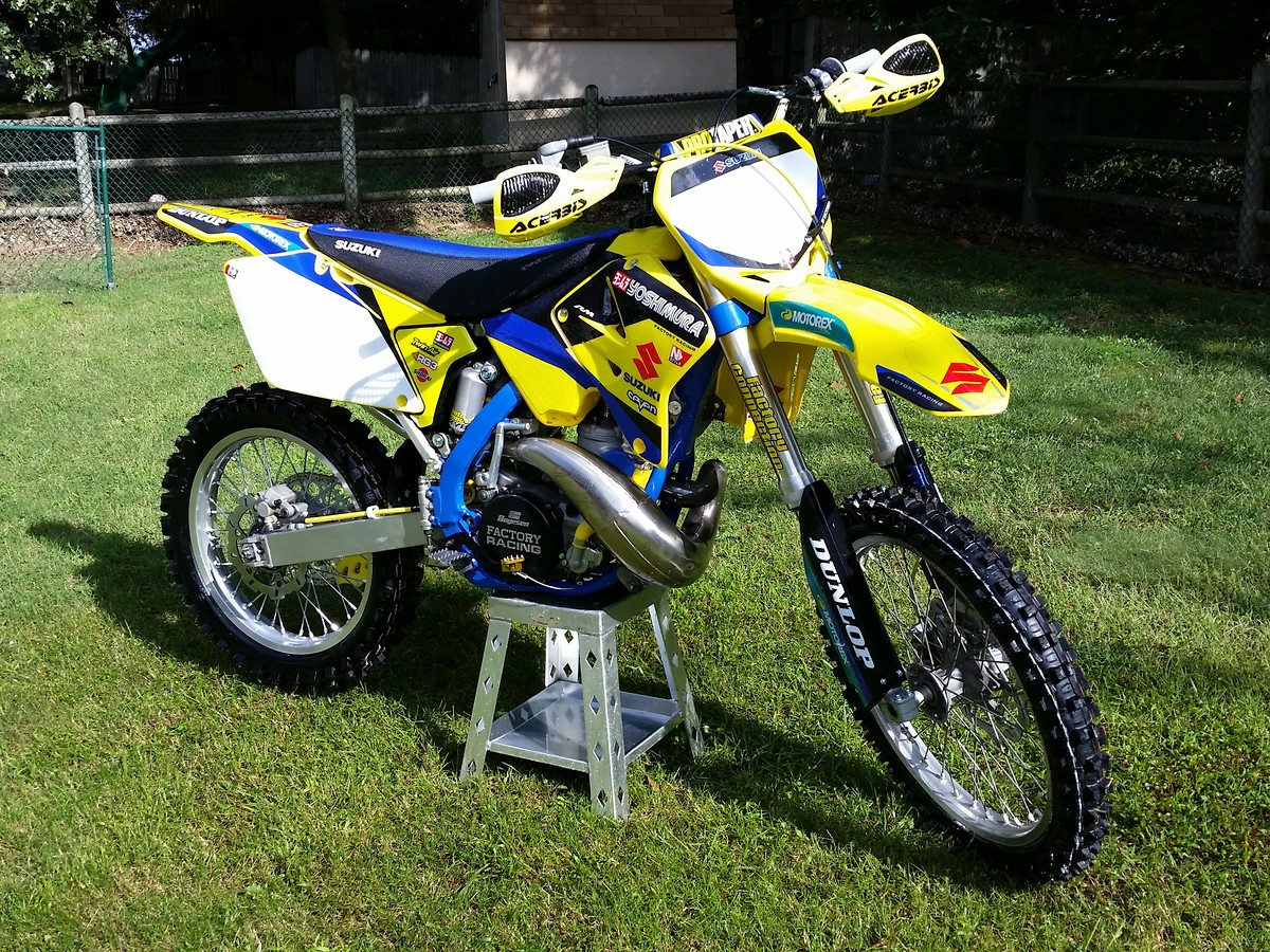 restoredrebuilt  rm  moto related motocross forums message boards vital mx