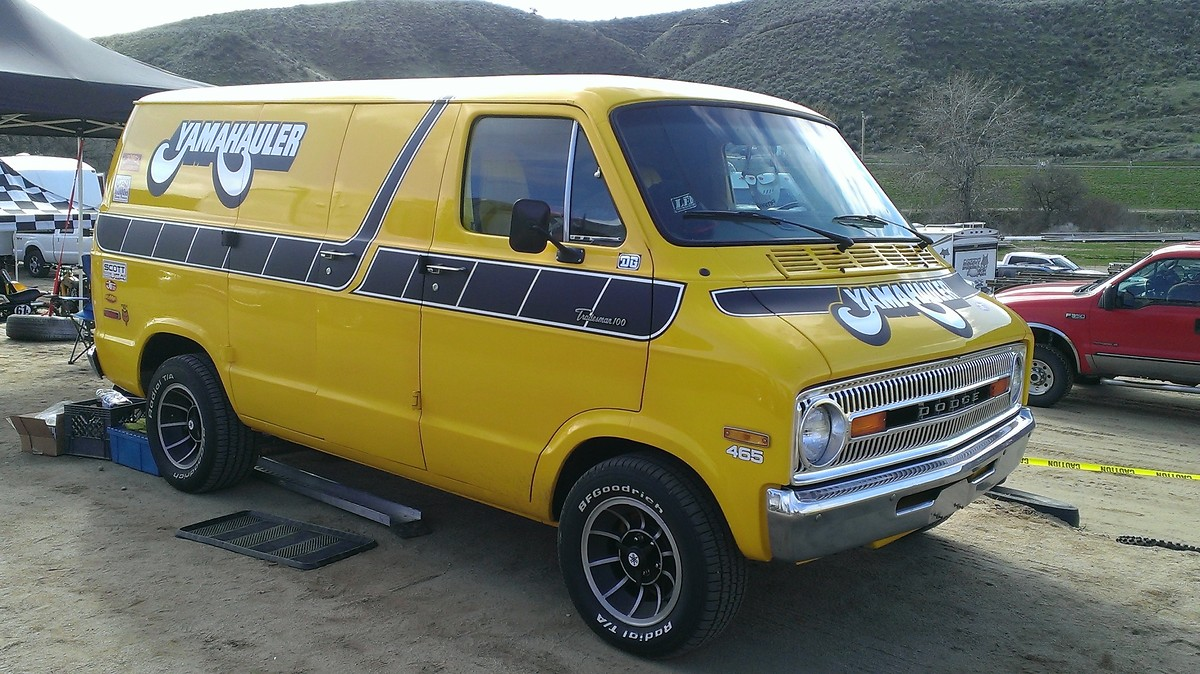 Van or Truck - Which is Best and Why? - Moto-Related - Motocross Forums / Message Boards - Vital MX