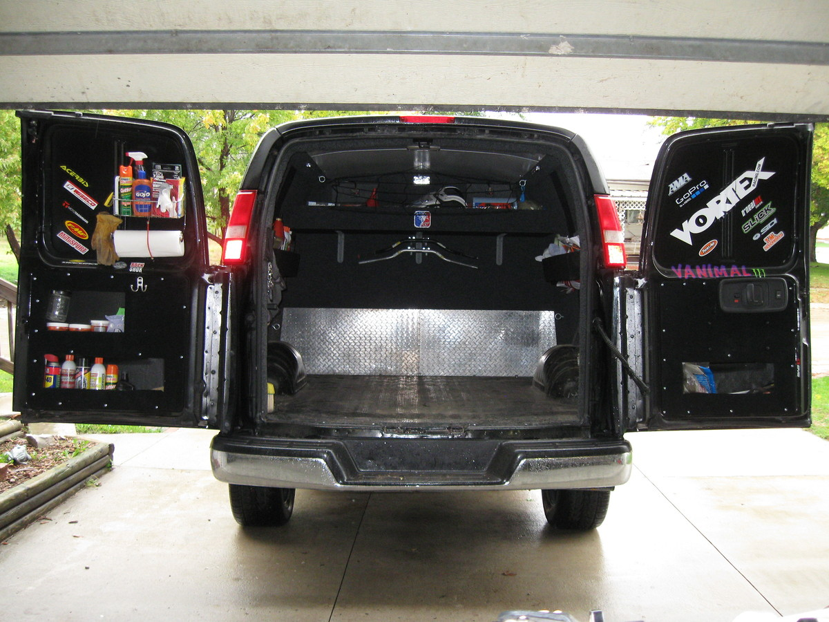 Chevy Express Van >> Van or Truck - Which is Best and Why? - Moto-Related - Motocross Forums / Message Boards - Vital MX