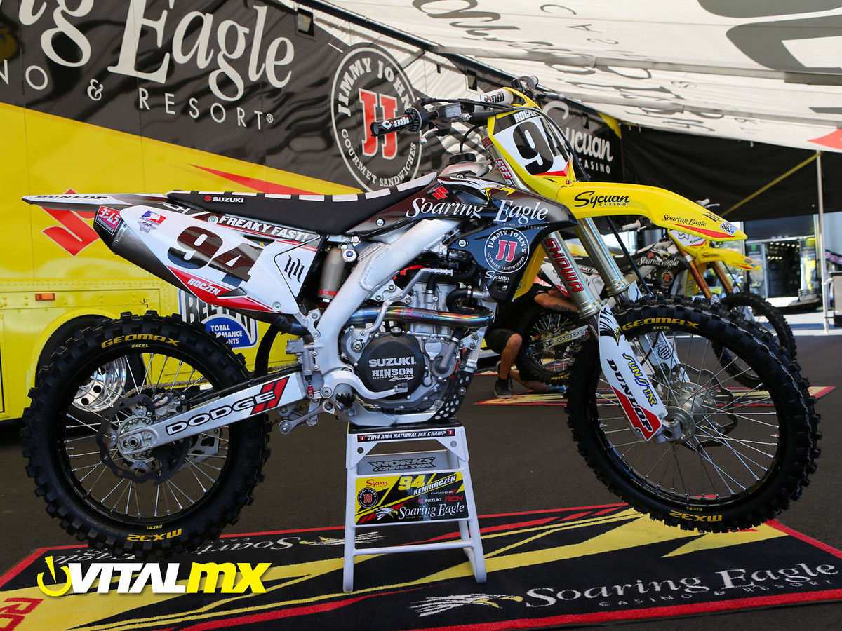 RCH Suzuki graphics 14-15 - Moto-Related - Motocross Forums ...