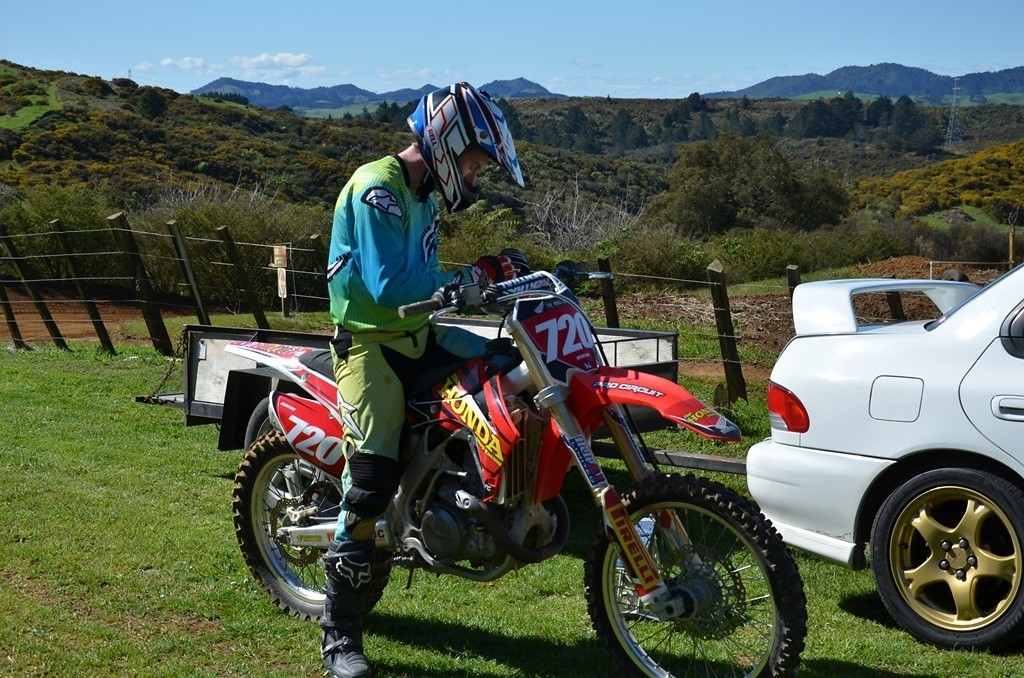 Pulling Bike With Wrx Moto Related Motocross Forums