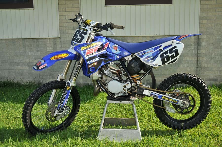 2012 yamaha full super mini 112cc for sale for sale for Yamaha mini dirt bikes