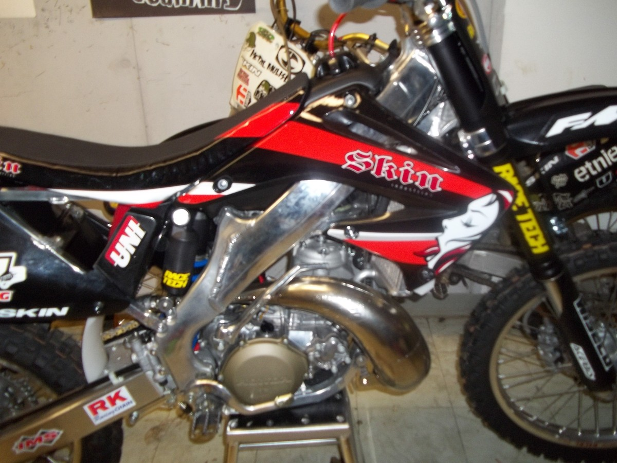 Rear shock repair - Tech Help/Race Shop - Motocross Forums
