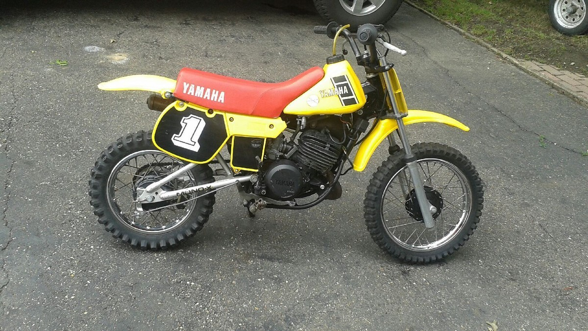 1982 Yamaha Yz60 Old School Moto Motocross Forums Message