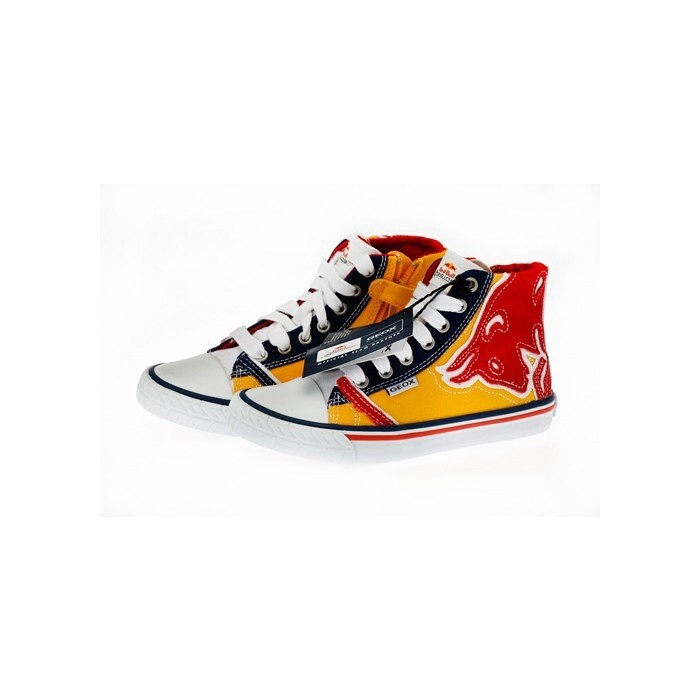 red bull sneakers by geox moto related motocross. Black Bedroom Furniture Sets. Home Design Ideas