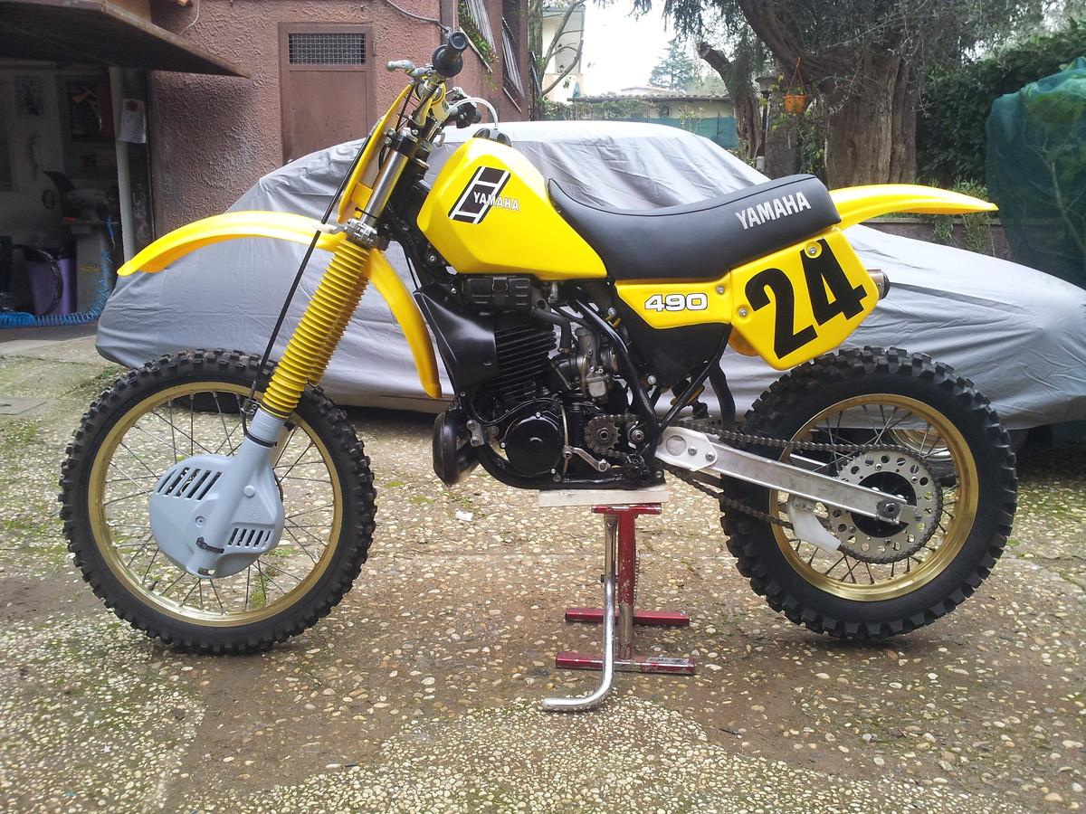 Yamaha   Hard Starting