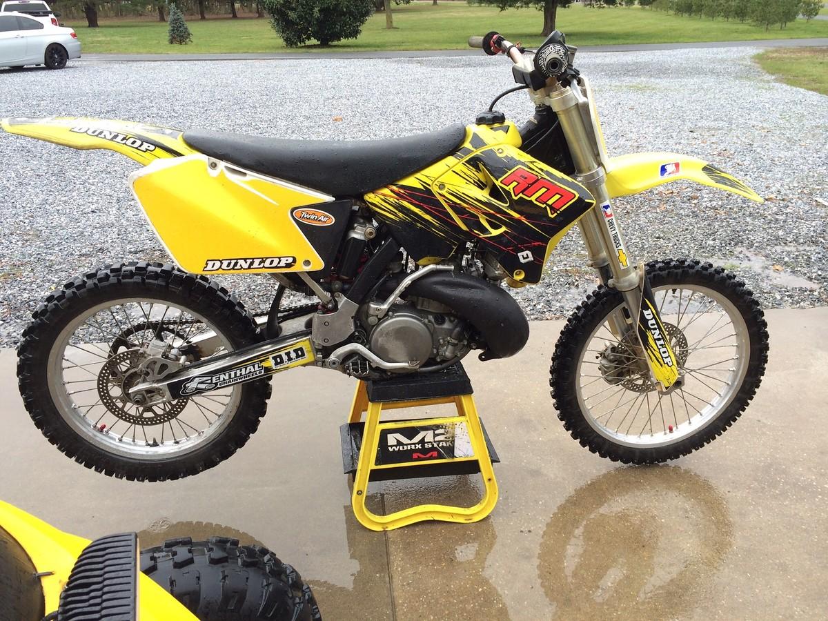 Engine vin # 2006 rm 250 - Tech Help/Race Shop - Motocross