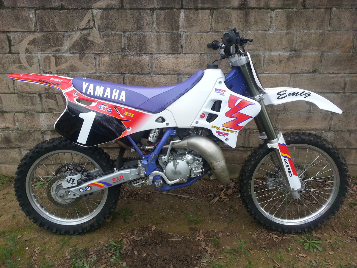 Yamaha Yz Aftermarket Parts