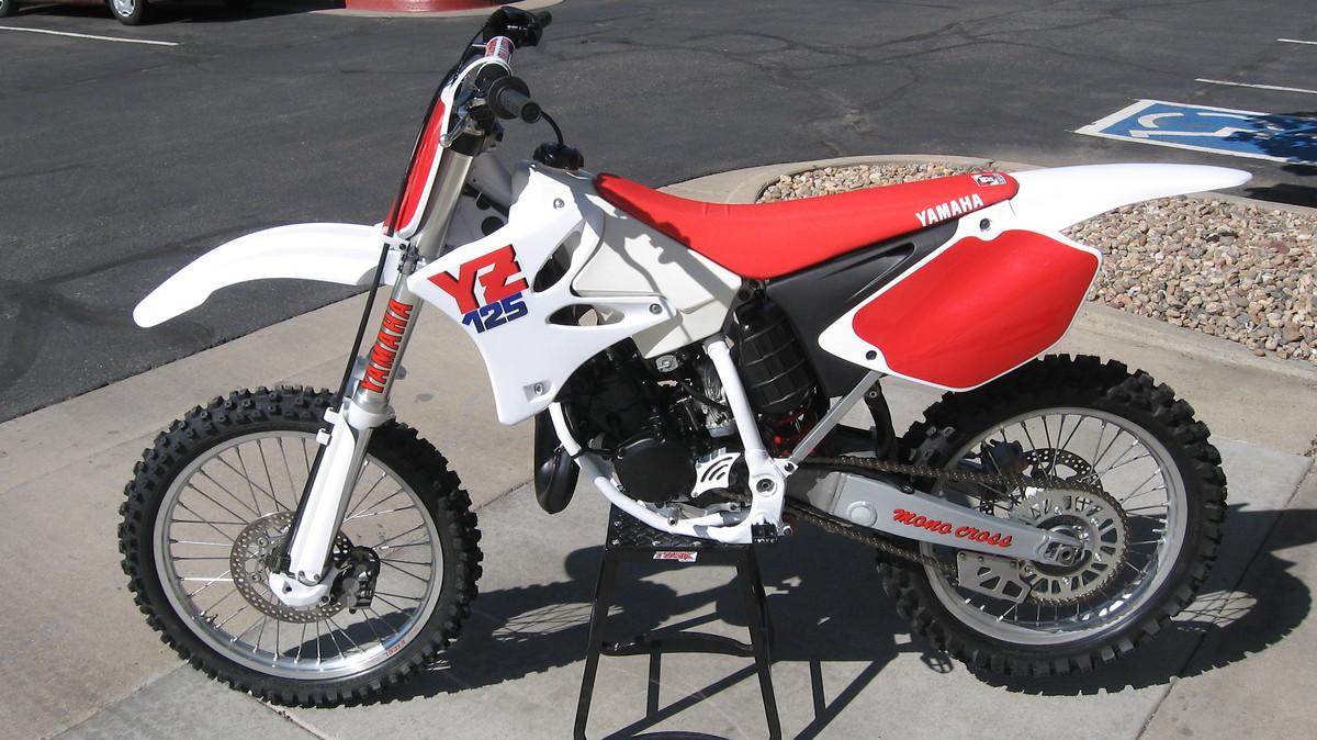 Yamaha Yz125 1994 Auto Electrical Wiring Diagram Yz250 1993 Jeff Emig Replica Old School Moto