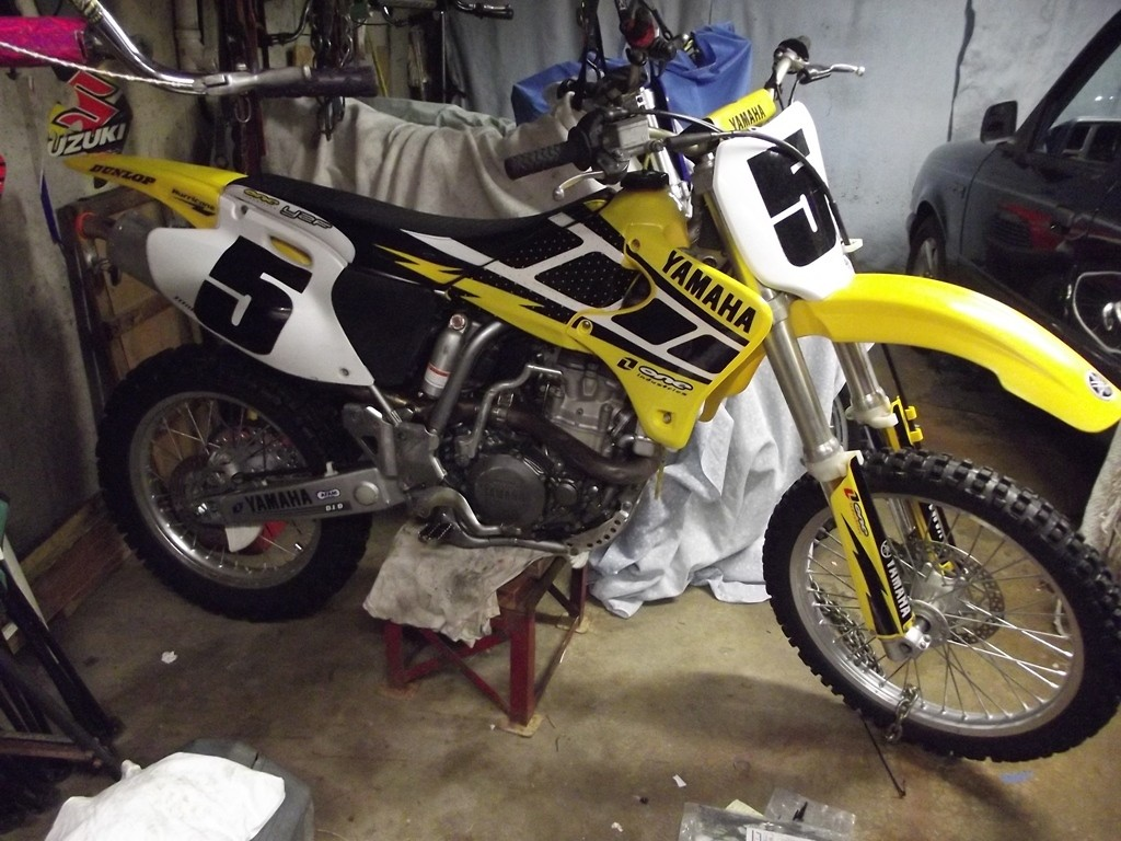 Team Charlotte Motorsports >> 15 years plus since Yamaha 400 four stroke - Moto-Related - Motocross Forums / Message Boards ...