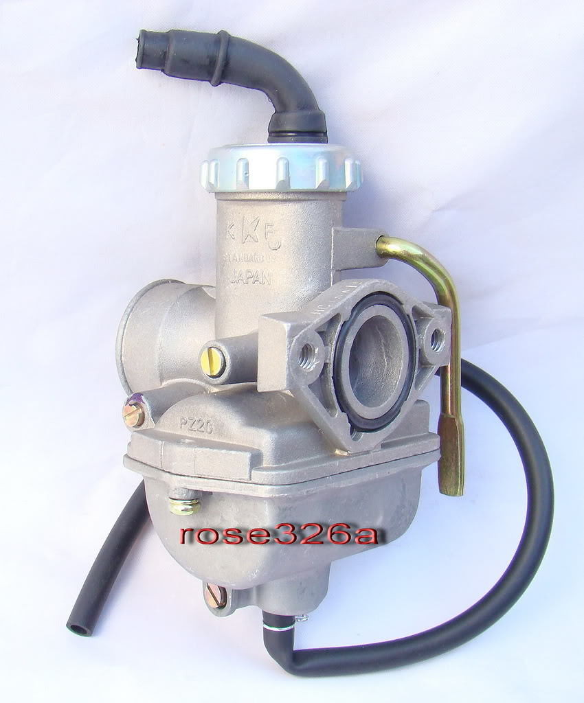 How to adjust the carburetor Answer to a question 47