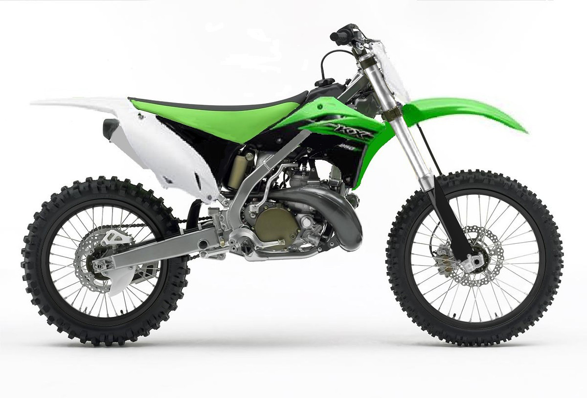 Kawasaki Kx  Stroke