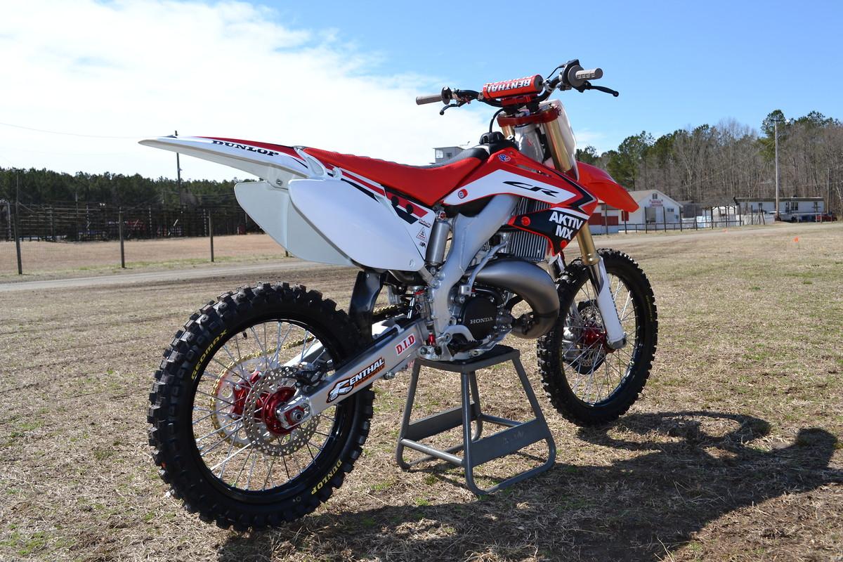 2003 cr 125 build finshed bike builds motocross. Black Bedroom Furniture Sets. Home Design Ideas