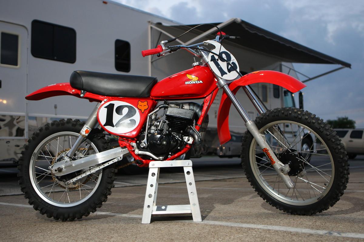 1975 Honda 125 Elsinore Dirt Bike Build Old School Moto Motocross Forums 1200x800