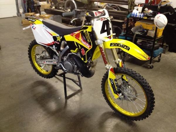 Dirt Bikes On Craigslist >> 2006 Suzuki RM 250, Ginger Edition (RC) - Moto-Related - Motocross Forums / Message Boards ...