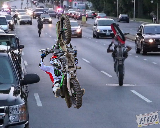 So Here It Is The Crash Sequence Moto Related Motocross