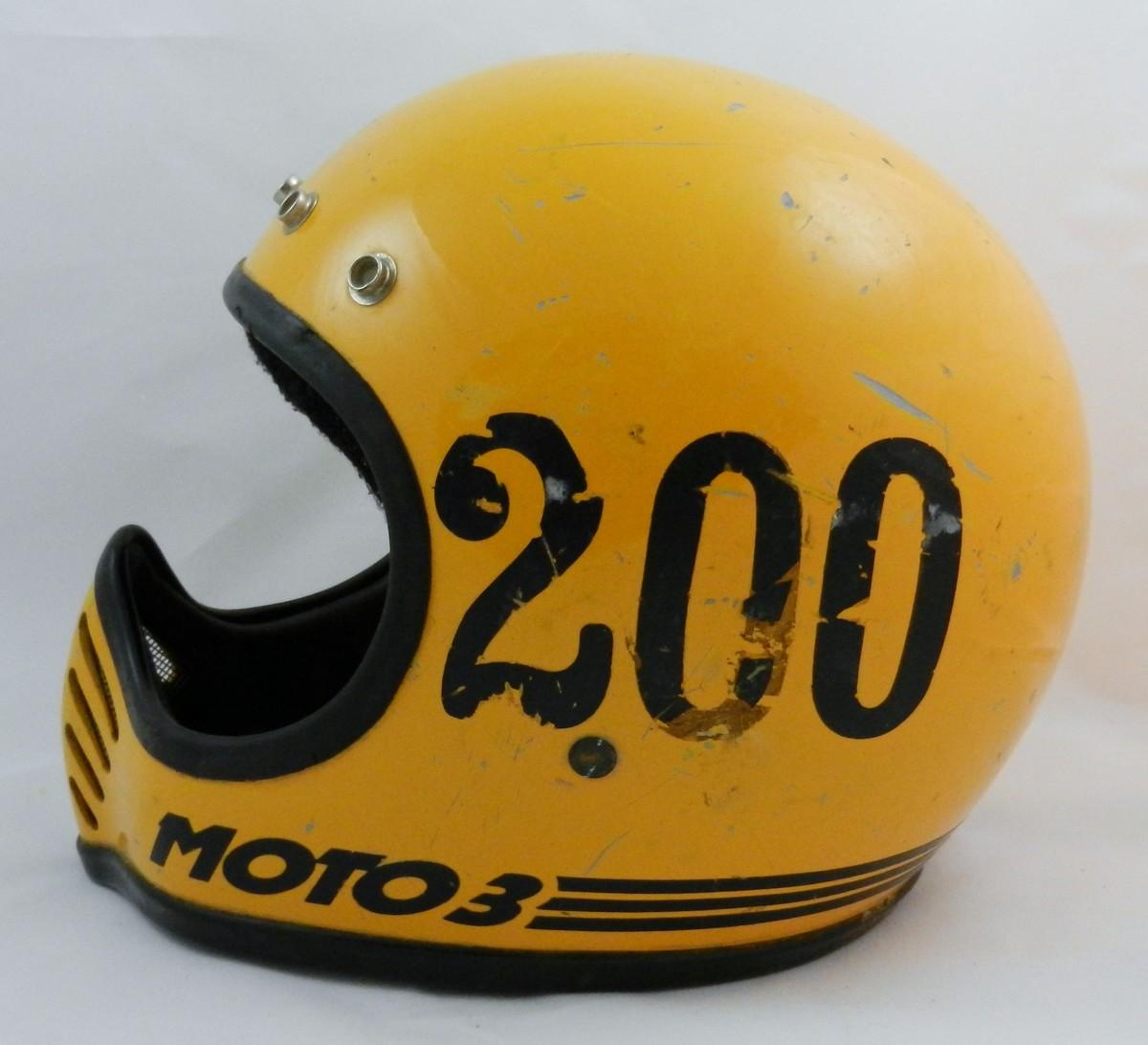 Old School Helmets Old School Moto Motocross Forums Message