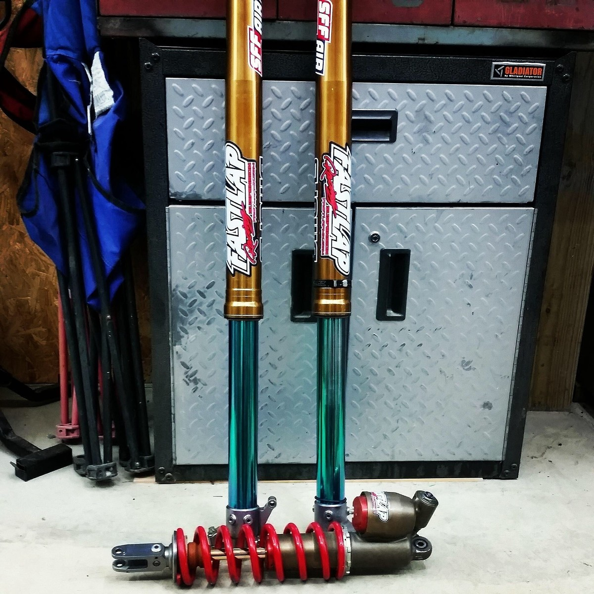 FOR SALE Pro Circuit Works Suspension - Moto-Related